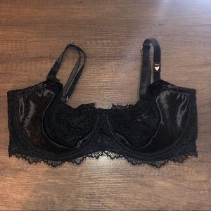 Victoria's Secret Black Pushup w/o Padding 34DDD!
